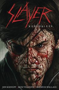 [Slayer: Repentless (Hardcover) (Product Image)]