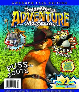 [Dreamworks Adventure Magazine #2 (Product Image)]