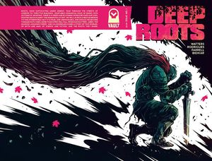 [Deep Roots #1 (Ultra Rare Wijngaad Incentive Variant) (Product Image)]