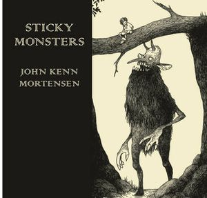 [Sticky Monsters (Hardcover) (Product Image)]