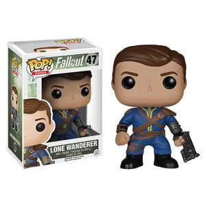 [Fallout: Pop! Vinyl Figures: Lone Wanderer Male (Product Image)]