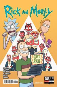 [Rick & Morty #53 (Cover A) (Product Image)]