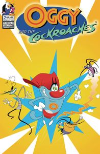 [Oggy & The Cockroaches #2 (Cover C Limited Edition Animation Cel) (Product Image)]