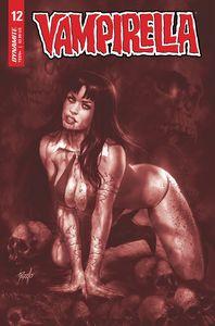 [Vampirella #12 (Parrillo Tint Variant) (Product Image)]