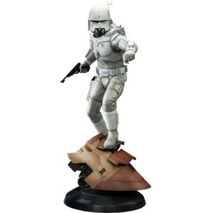 [Star Wars: Statue: Ralph McQuarrie Boba Fett (Product Image)]