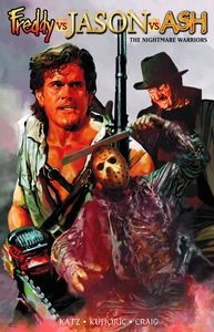 [Freddy Vs Jason Vs Ash: The Nightmare Warriors (Product Image)]