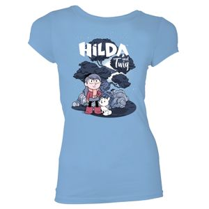 [Hilda: Women's Fit T-Shirt: Hilda & Twig (Product Image)]