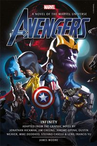 [Avengers: Infinity (Hardcover) (Product Image)]