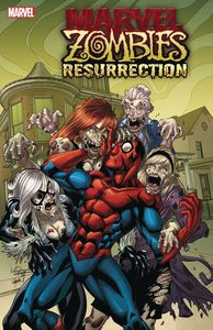[Marvel Zombies: Resurrection #1 (Lubera Variant) (Product Image)]