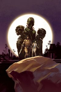 [Cimmerian: Iron Shadows In The Moon #1 (Cover B Augustin) (Product Image)]