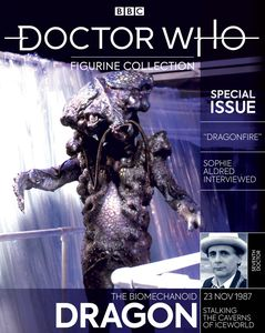 [Doctor Who: Figurine Collection Special #24: Biomechanoid (Product Image)]