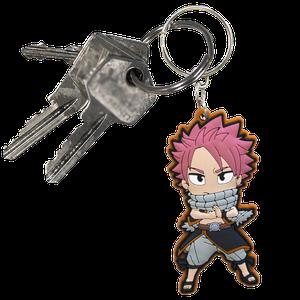 [Fairy Tail: Keychain: Natsu (Product Image)]