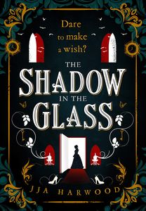 [The Shadow In The Glass (Hardcover) (Product Image)]