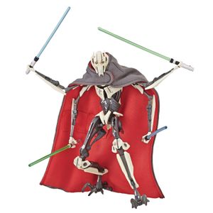 [Star Wars: Black Series Deluxe Action Figure: General Grievous (Product Image)]