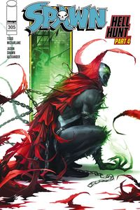 [Spawn #305 (Cover A Mcfarlane) (Product Image)]