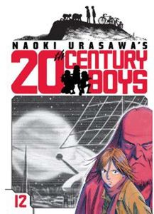 [20th Century Boys: Volume 12 (Product Image)]