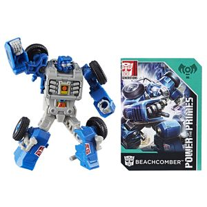 [Transformers: Generations: Power Of The Primes: Legends Action Figure:  Beachcomber (Product Image)]