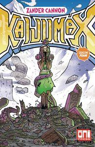 [Kaijumax: Season 4 #3 (Product Image)]