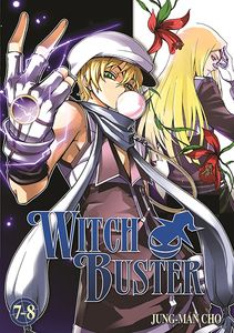 [Witch Buster: Volumes 7-8 (Product Image)]