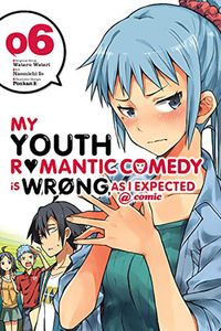 [My Youth Romantic Comedy Is Wrong, As I Expected: Volume 6 (Product Image)]