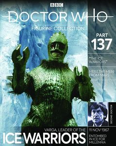 [Doctor Who Figure Collection #137: Ice Warrior (Classic Version) (Product Image)]