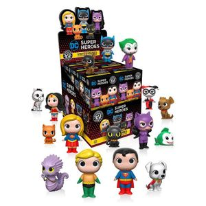 [DC Super Heroes & Pets: Mystery Minis: Series 1 (Product Image)]