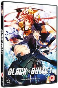 [Black Bullet: Complete Season Collection (Product Image)]