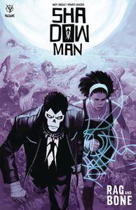 [Shadowman (2018): Volume 3: Rag & Bone (Product Image)]