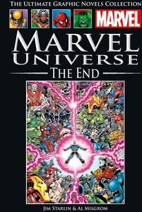 [Marvel Graphic Novel Collection: Volume 220: Marvel The End (Product Image)]