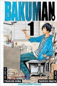 [Bakuman: Volume 1 (Product Image)]