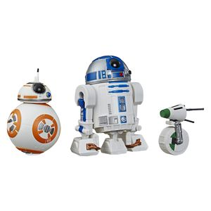[Star Wars: The Rise Of Skywalker: Galaxy Of Adventures Action Figure 3-Pack: Droids (Product Image)]