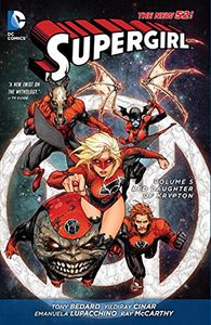 [Supergirl: Volume 5: Red Daughter Of Krypton (N52) (Product Image)]