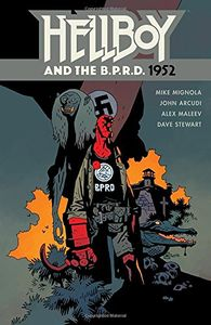 [Hellboy & The B.P.R.D.: 1952 (Product Image)]