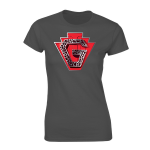 [Doctor Who: Women's Fit T-Shirt: The Ghost (Product Image)]