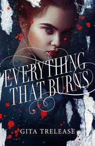 [Enchantée: Book 2: Everything That Burns (Hardcover) (Product Image)]