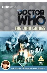 [Doctor Who: The War Games (Product Image)]