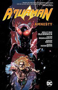 [Aquaman: Volume 2: Amnesty (Hardcover) (Product Image)]