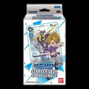 [Digimon: Card Game: Starter Deck: Cocytus Blue (ST-2) (Product Image)]