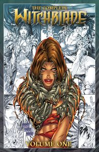[Complete Witchblade: Volume 1 (Product Image)]