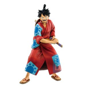[One Piece: Japanese Style Figure: Monkey D. Luffy (Product Image)]