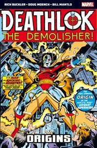 [Deathlok The Demolisher: Origins (Pocket Book) (Product Image)]