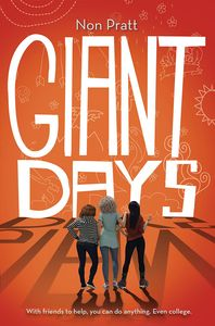 [Giant Days (Signed Hardcover) (Product Image)]
