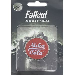 [Fallout: Pin Badge: Nuka Cola (Limited Edition) (Product Image)]