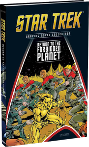 [Star Trek Graphic Novel Collection: Volume 117: Return To The Forbidden Planet (Product Image)]
