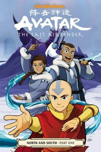 [Avatar: The Last Airbender: Volume 13: North South: Part 1 (Product Image)]
