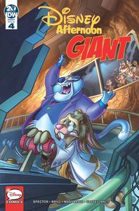 [Disney: Afternoon Giant #4 (Product Image)]