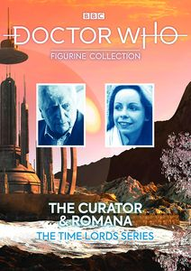 [Doctor Who Time Lord Series #1: Romana & The Curator (Product Image)]