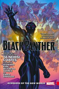 [Black Panther: Avengers Of The New World: Volume 2 (Hardcover) (Product Image)]
