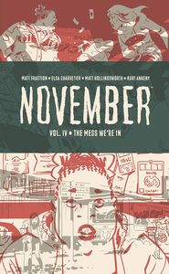 [November: Volume 4 (Hardcover) (Product Image)]