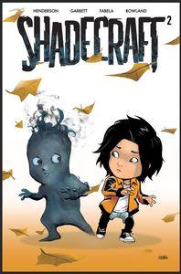 [Shadecraft #2 (2nd Printing) (Product Image)]
